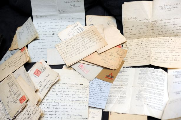 A LETTER FROM THE BATTLEFIELD
